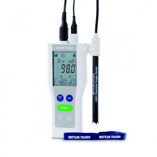 Zuurstofmeter FiveGo F4 met LE621 electrode (04566885)