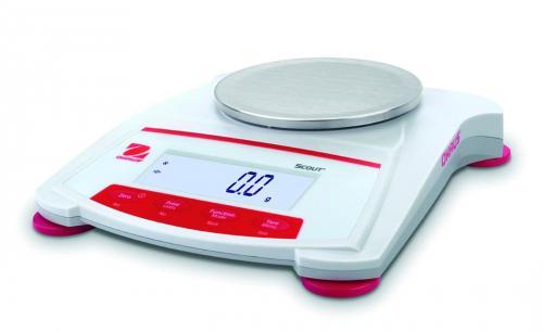 Portable balance Scout SKX6201 6200 g / 0,1g, LCD-Display (LLG6281353)