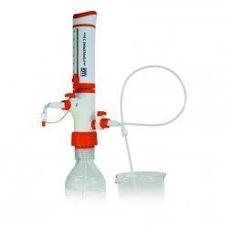 Flesdispenser uniTOPDISPENS 2 10 - 100, verd. 2,0 ml (41282280)
