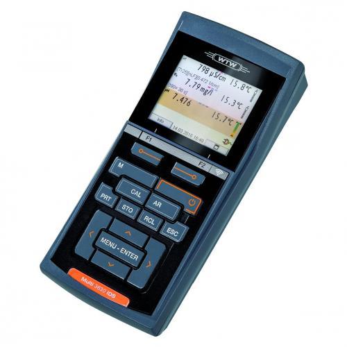 handmeter Multi 3630 IDS, losse meter, 3 kanaals (01194481)