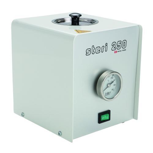 Droogsterilisator STERI-250 met glazen kogels, EU plug (LLG6286282)