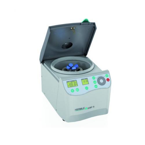 Adapterset voor 7 ml buisjes voor Compacte centrifuge Z 207 A