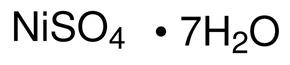 Nickel (II) sulpfaat hepta hydraat for analyse (270550010)