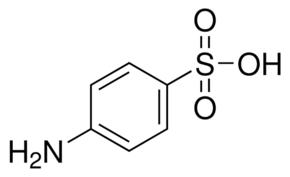 Sulfanilzuur teststof voor   (MERC1.00684.0005)