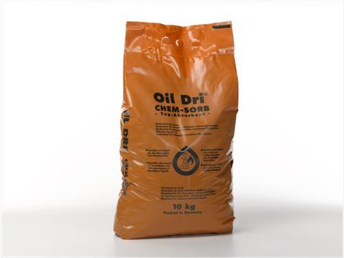 Absorptiemiddel Oil Dry Chemsorb, vloerkorrels (89490305)