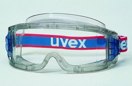 Veiligheidsbril polycarbonaat ook voor brildragers UVEX (15361005)