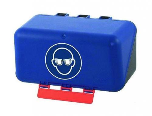 SecuBox Mini, 23,6x12,0x12,0cm blauw, oogbescherming (LLG9005520)