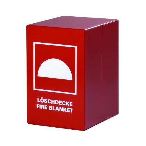 Opbergdoos voor blusdeken  zonder deken 400x200x300 mm (LLG9006903)