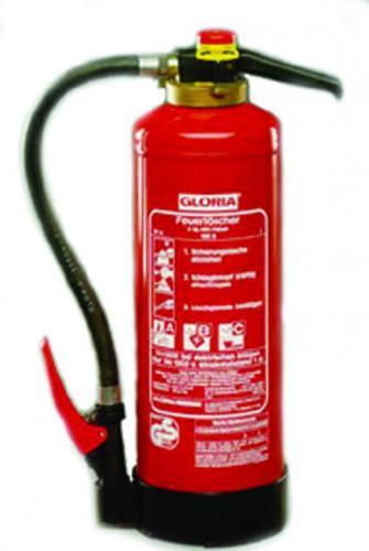 Poederblusser 6kg, geschikt voor ABC vuur (LLG9006907)