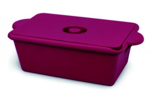Koelcontainer 9 l, PE Ruby Red (33828729)