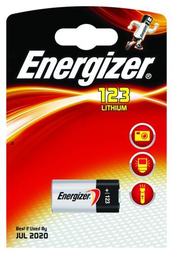 Batterijen, fotobatterijen EL2CR5AP/2CR5