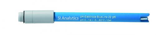 pH-elektrode BlueLine 29 pH  Pt1000, vaste kabel 1 m BNC (01365895)