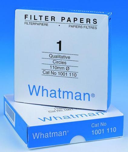 Filtreerpapier 1, 75x100 mm, deeltjesretentie 11 µm (20900128)
