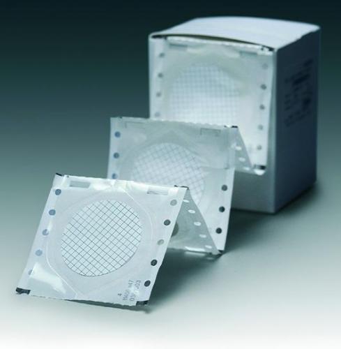 Membraanfilters Microsart e.motion Kleur wit/groen