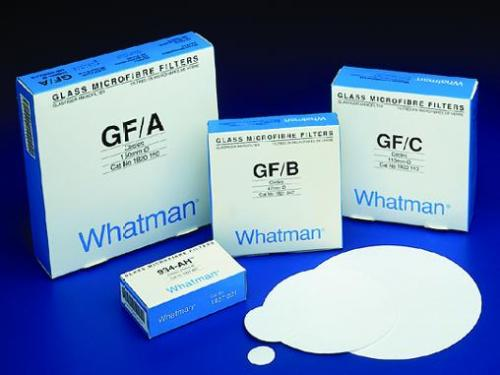 Glasvezelfilters GF/A Ø 37 mm, deeltjesretentie tot 1,6 µm (20903405)
