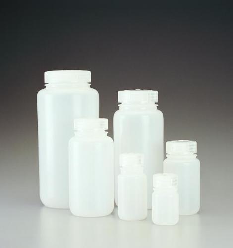 Wijdmondsflessen 250 ml, PP    (LLG9103251)