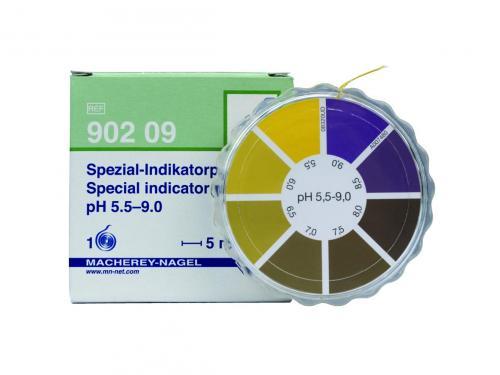 Indicatorpapier pH 4,0-7,0 5 m (91090207.0001)
