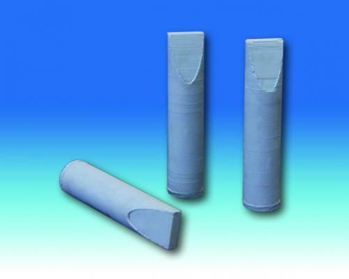 Wisser voor reageerbuizen rood siliconen, met 5 mm insteekgat (LLG6051806)