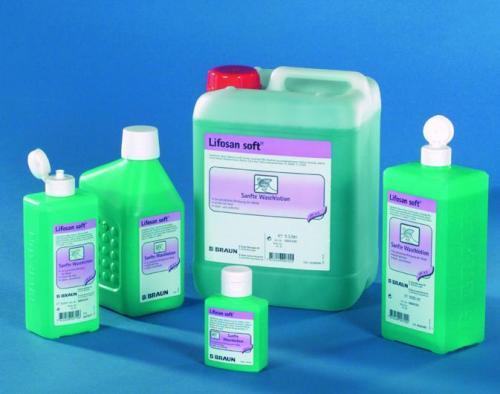 Waslotion Lifosan® soft, jerrycan, inh. 5000 ml alkali- (LLG9191205)