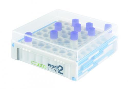 Cryodoos Work2Store, PP, 1,5-2 ml buis (33820018)