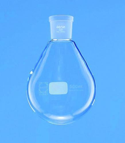 Kolf 500 ml NS29/32 peervormig voor rotatieverdamper (24930242)