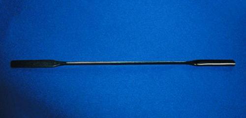 Micro poederspatel 210 x 6 mm flexibel, edelstaal 1.4391 (LLG9220204)