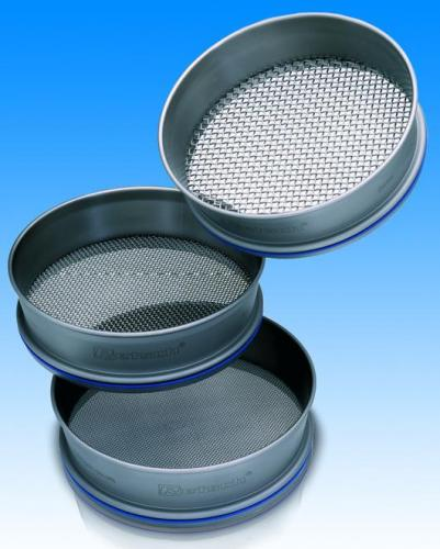 Analysezeef maasw. 850 µm, Ø 200 x 25 mm, DIN ISO 3310-1 (08109080)