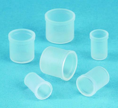 Doppen voor reageerbuizen 50 mm