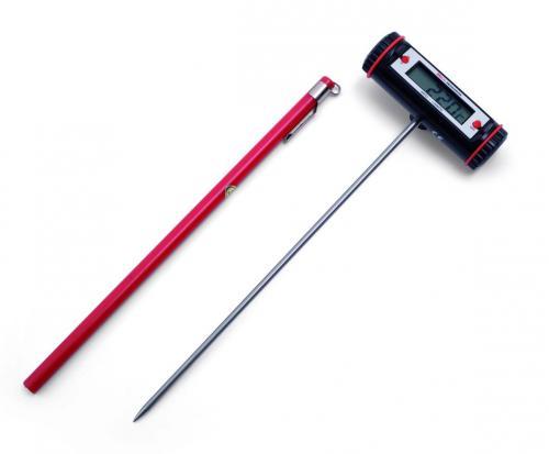 Thermometer digitaal 12070 -50+300°C met insteek 200mm (41236702)