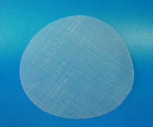 Plaat voor Buchnertrechter, ¯ 80 mm, HDPE (33300838)