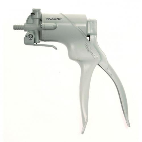 Vacuum handpomp PVC 36 cc met meter (LLG9264007)