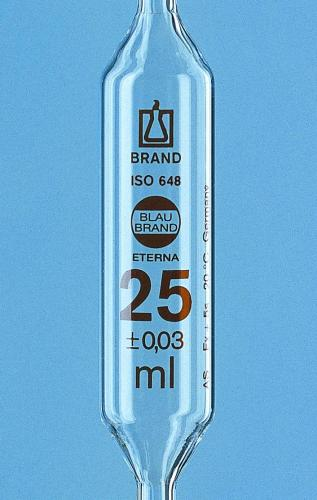 Volpipet 1 ml AS/KB, Blaubrand Eterna (LLG9273220)