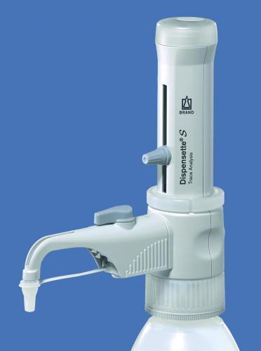 Flesdispensers Dispensette<SUP>&reg;</SUP> S Trace Analysis 1 - 10 ml