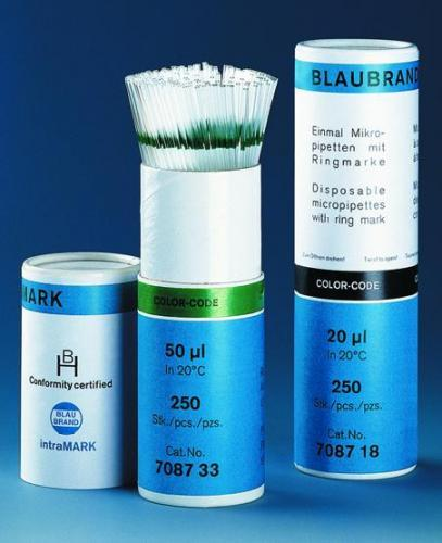 Micropipetten 50 ml end to end groen (40508733)