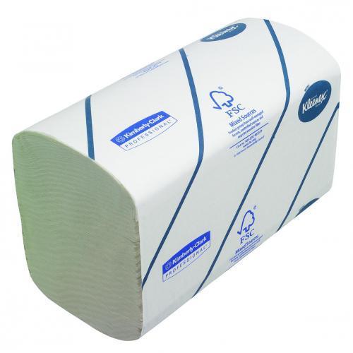 Handdoekjes 2-laags, wit  215x315 mm, KLEENEX® Ultra
