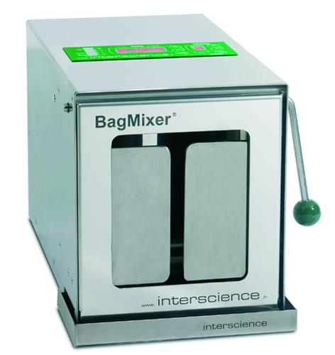 BagMixer® 400 W 50-400 ml  390 x 260 x 290 mm (LLG6224287)