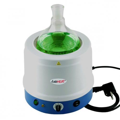 Verwarmingsmantel KM-ME 500 500 ml, 2 verwarmingszones (LLG9642523)