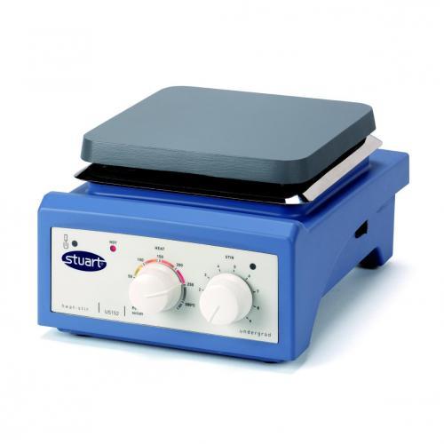 Magneetroerder met verwarming US152, 150x150mm, 230V (LLG9645295)