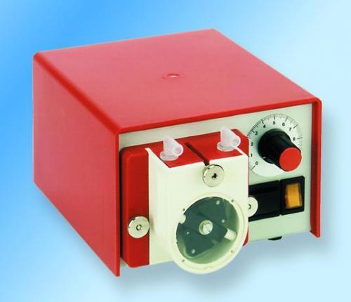 Peristaltische pomp, PLP 33,  0,2..2l/h gewicht 1300 gram (09870102)