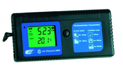 Air CO2ntrol 3000 voor CO<SUB>2</SUB>-meter Air CO<SUB>2</SUB>ntrol 3000