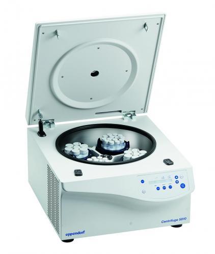 Centrifuge 5810 GLP,  zonder rotor, folietoets (05480020)