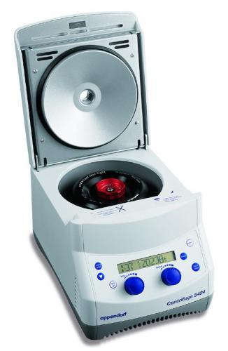 5424 R met folietoetsenbord, incl. rotor voor Microcentrifuge 5424 R (General Lab Product)