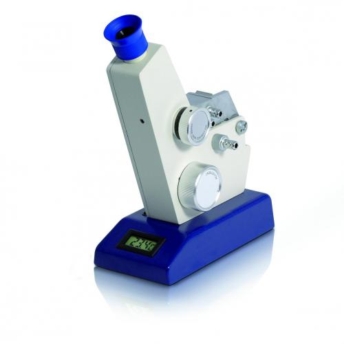 Abbe refractometer AR 4 0-95%, met LED-verlichting (LLG9801110)