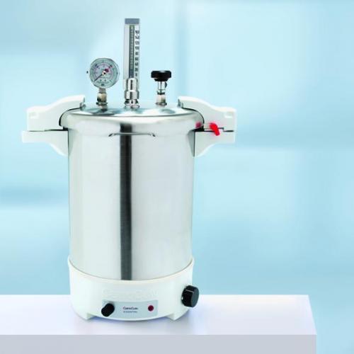 Autoclaaf 18 l, Classic 115 / 121° C RVS diam. 26 mm. (LLG9842029)