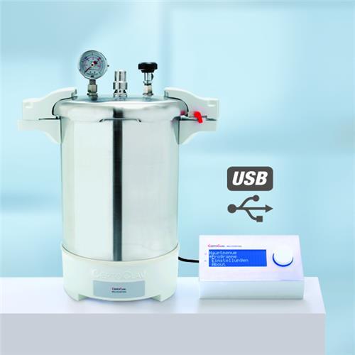 Autoclaaf  MultiControl 2 18 l, RVS, tot 140°C (LLG9842030)
