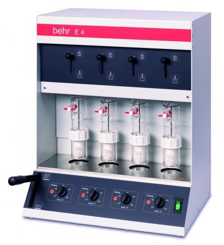 EX 75 HS xxtractiehulzen passend in reactiebuizen EB 75 voor Extractieapparaten vlgs. Randall