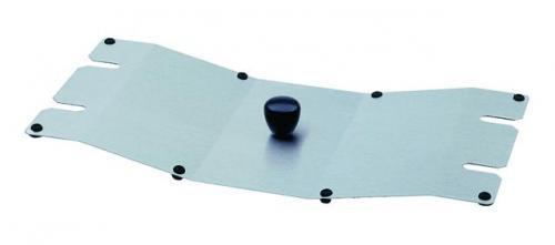 Deksel RVS D 52, voor Ultrasoonbad Sonorex 52 (10203002)