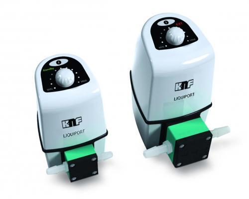Membraan-vloeistofpompen Liquiport<SUP>&reg;</SUP> NF 300 TT.18 S