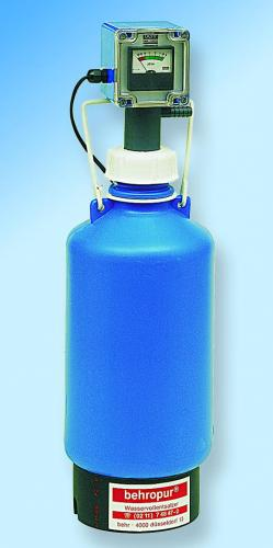 Demineralisator B5 compleet met geleibaarheidsmeter (09934820005)