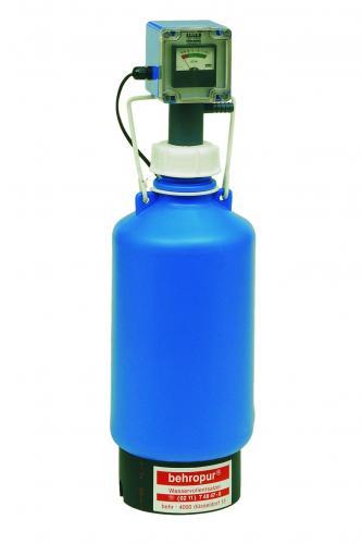 Demineralisator B10 met geleidsbaarheidsmeter (LLG9882115)